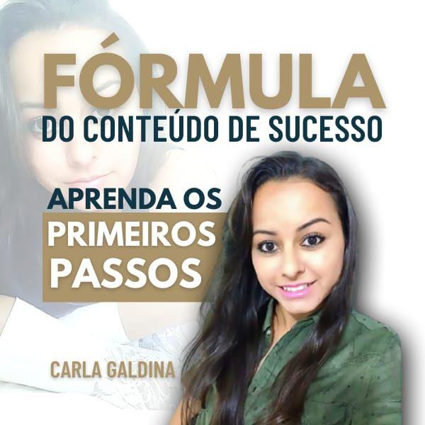 Imagem principal do produto  Fórmula do conteúdo de sucesso