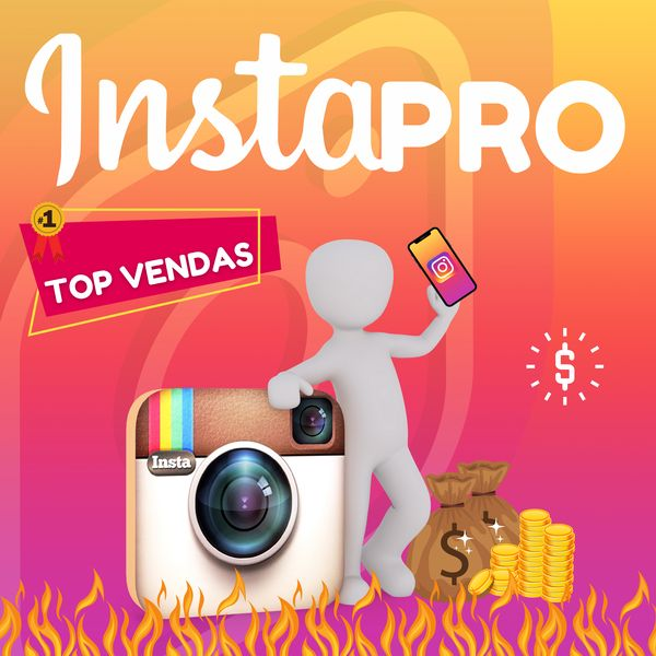 Imagem principal do produto InstaPRO