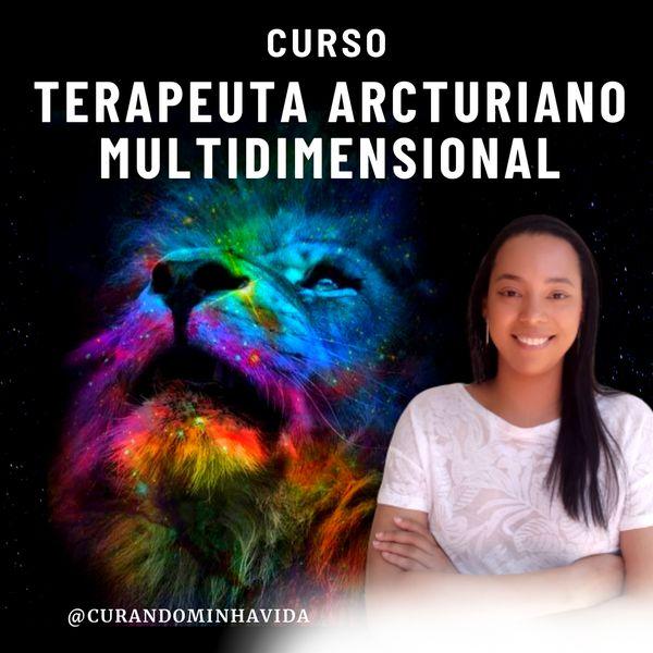 Imagem principal do produto Curso Terapeuta Arcturiano Multidimensional  + Mentoria
