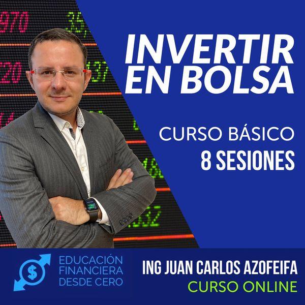 Imagem principal do produto Curso Básico de Inversión en Bolsa de Valores
