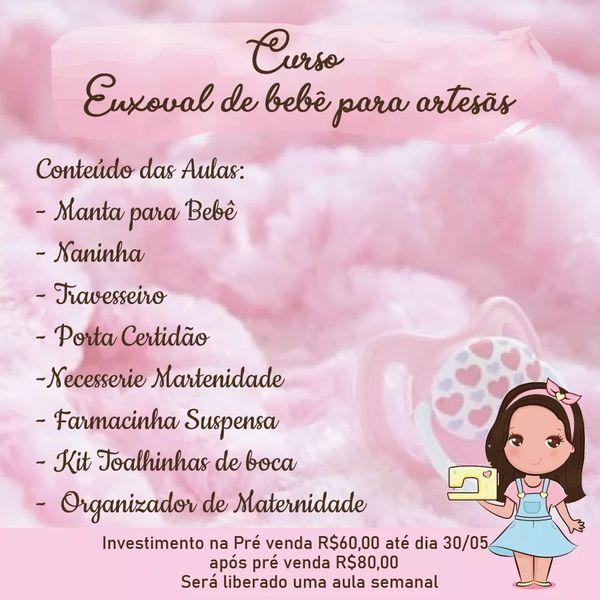 Imagem principal do produto Enxoval de Bebê para Artesãs