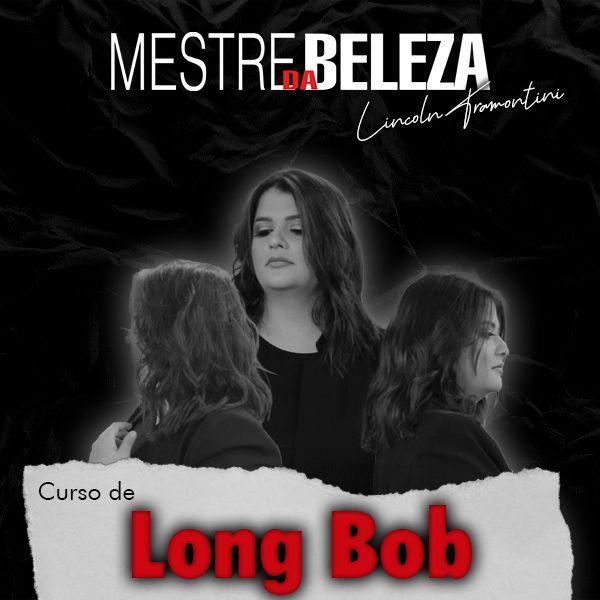 Imagem principal do produto Corte Long Bob - Mestre da Beleza