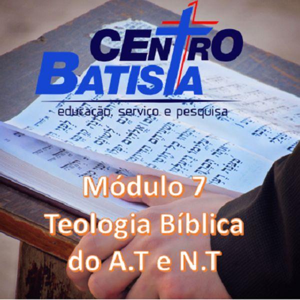 Imagem principal do produto FORMAÇÃO BÍBLICA E MINISTERIAL - MÓDULO 7- TEOLOGIA BÍBLIA -A.T e N.T