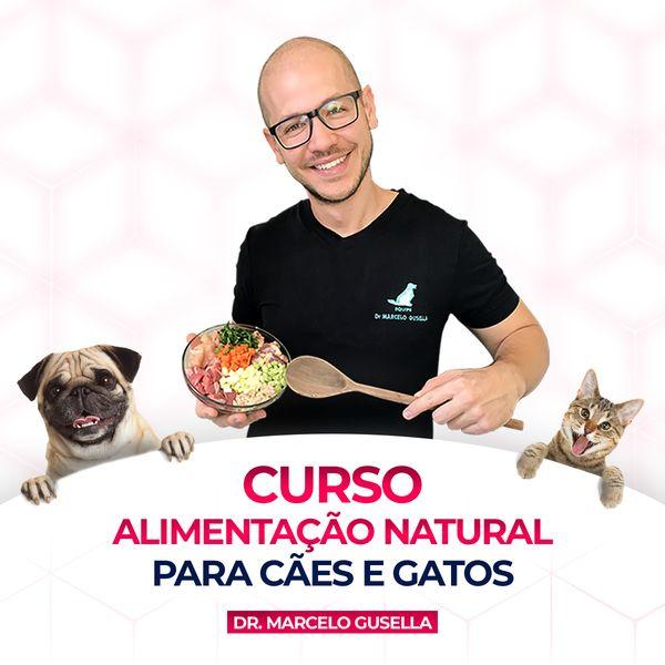 Imagem principal do produto Alimentação Natural Cozida Para Cães e Gatos