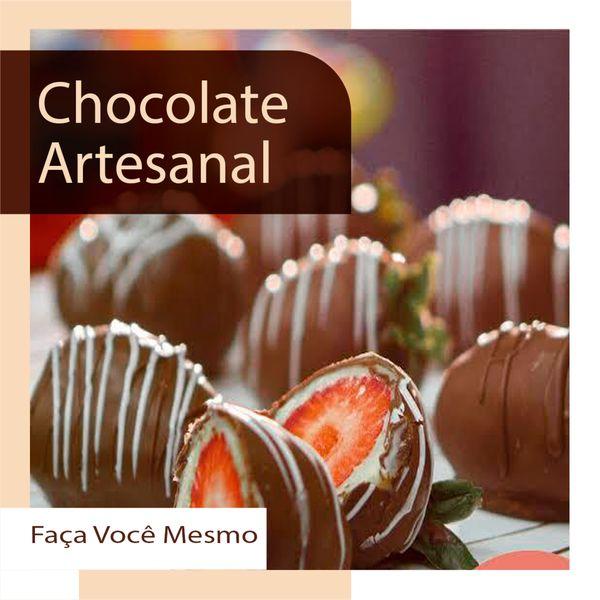 Imagem principal do produto Curso De Chocolate Artesanal