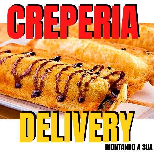 Imagem principal do produto CREPERIA DELIVERY Montando a Sua