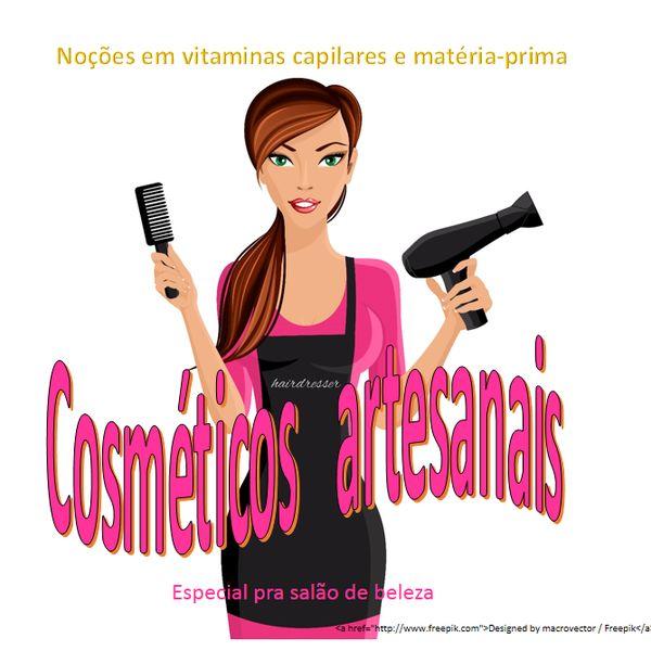 Imagem principal do produto cosméticos artesanais especiais para salão de beleza