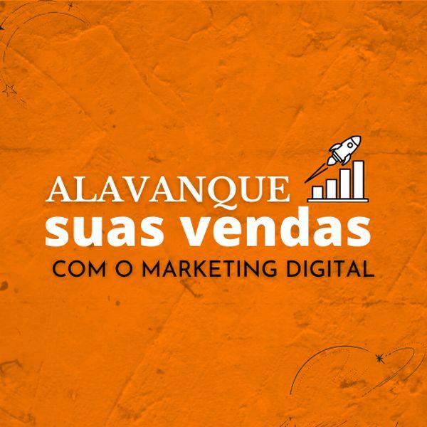 Imagem principal do produto ALAVANQUE SUAS VENDAS COM O MARKETING DIGITAL