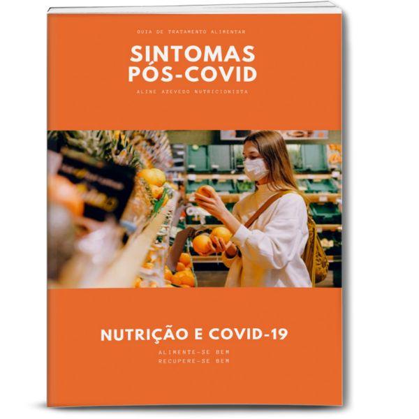 Imagem principal do produto Guia de Tratamento Alimentar Sintomas Pós-covid