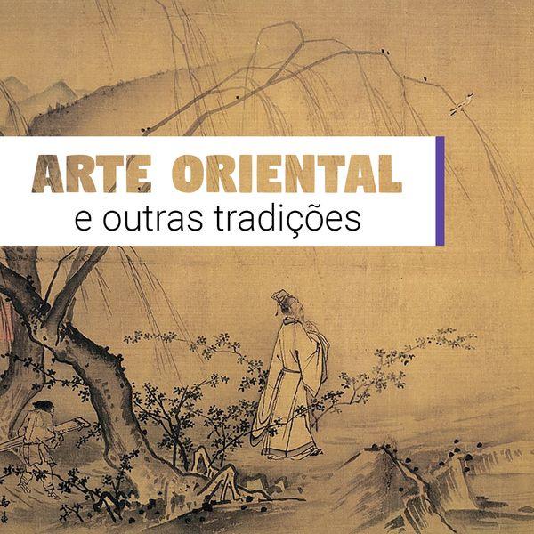 Imagem principal do produto Arte oriental e outras tradições