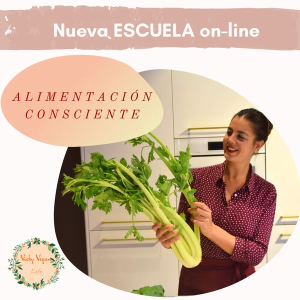 Imagem principal do produto Escuela Online de Alimentación Consciente