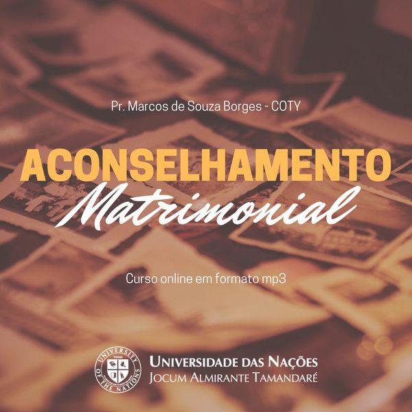 Imagem principal do produto Aconselhamento Matrimonial - Pr. Coty