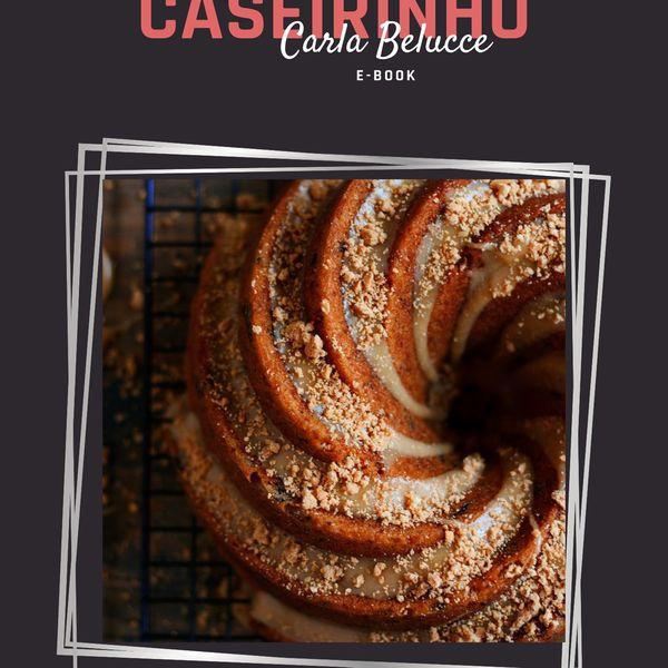 Imagem principal do produto 30 receitas de Bolos Caseiros para abrir seu próprio negócio!