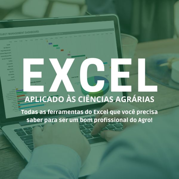 Imagem principal do produto Excel Aplicado às Ciências Agrárias