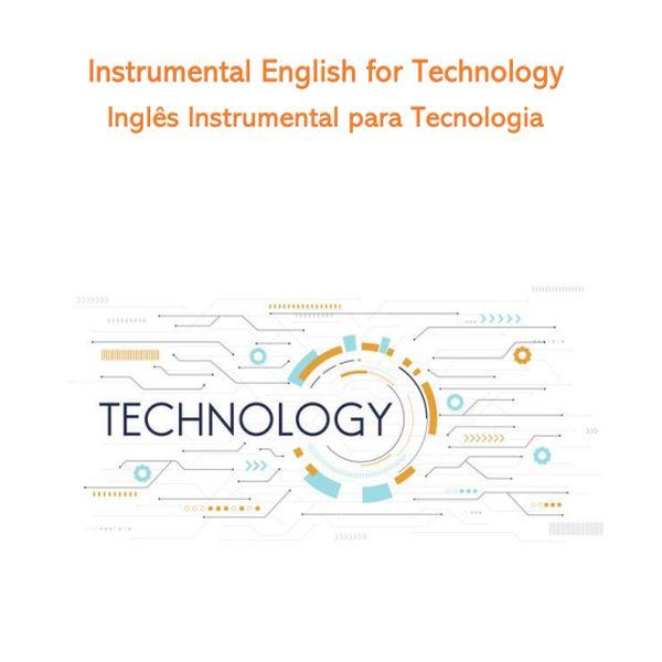 Imagem principal do produto Inglês Instrumental para Tecnologia