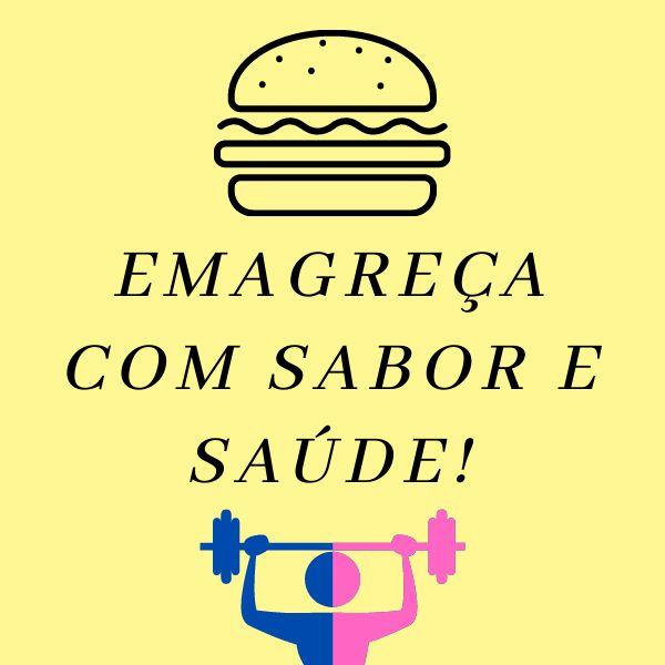 Imagem principal do produto Emagreça com sabor e saúde!