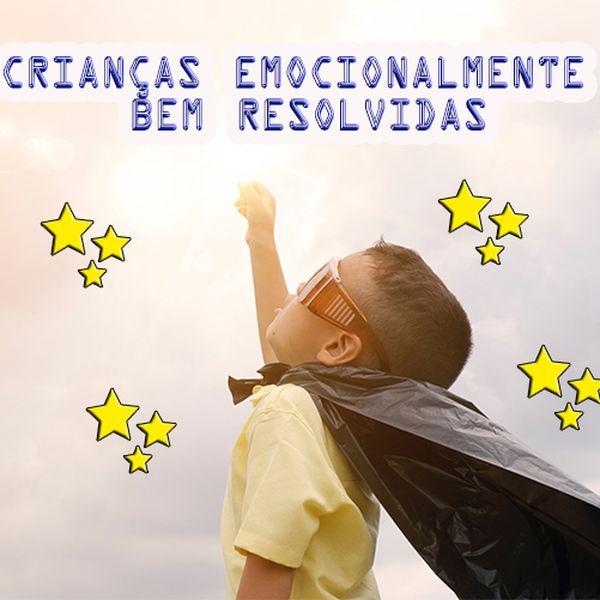 Imagem principal do produto CRIANÇAS EMOCIONALMENTE BEM RESOLVIDAS