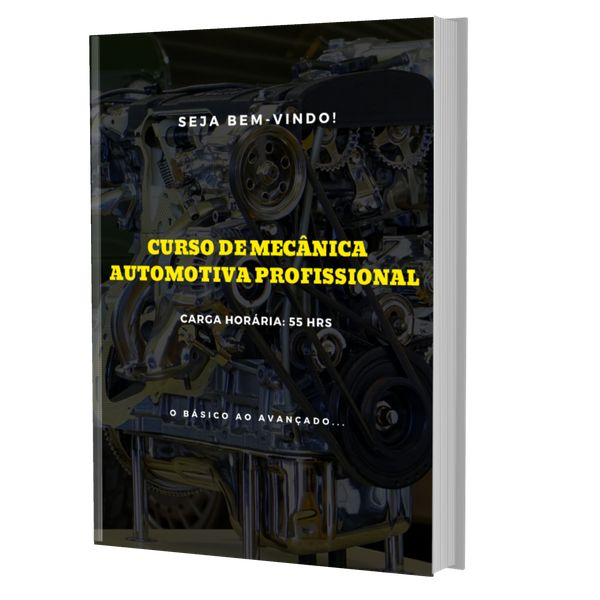 Imagem principal do produto Curso de Mecânica Automotiva Profissional 1.0