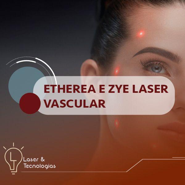 Imagem principal do produto L&T ACADEMY - ETHEREA E ZYE LASER VASCULAR