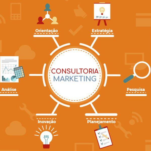 Imagem principal do produto Consultoria Online de Marketing Digital