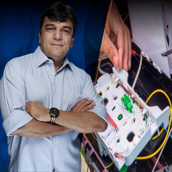 Imagem principal do produto Curso Instalador de Fibras Ópticas FTTH