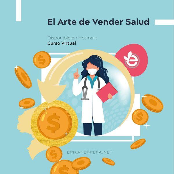 Imagem principal do produto El Arte de Vender Salud