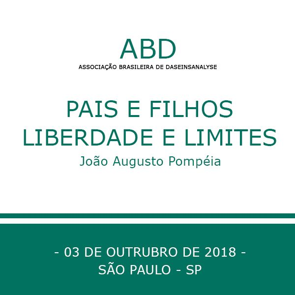 Imagem principal do produto Pais e Filhos - Liberdade e Limites - João Augusto Pompéia