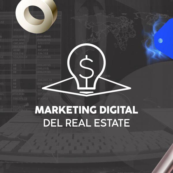 Imagem principal do produto Marketing Digital del Real Estate