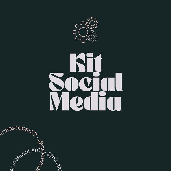 Imagem principal do produto Kit do Social Media