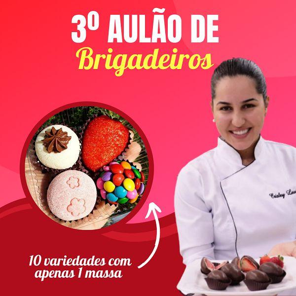Imagem principal do produto 3º Aulão De Brigadeiros