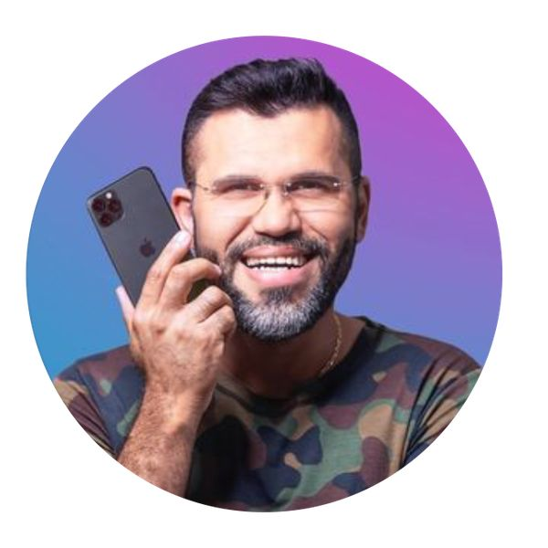 Imagem principal do produto Edição de Beleza no celular com Saulo di Tarso