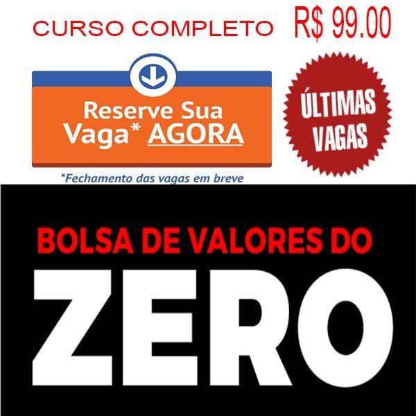 Imagem principal do produto bolsa de valores do zero