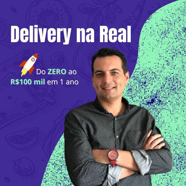Imagem principal do produto Delivery na Real