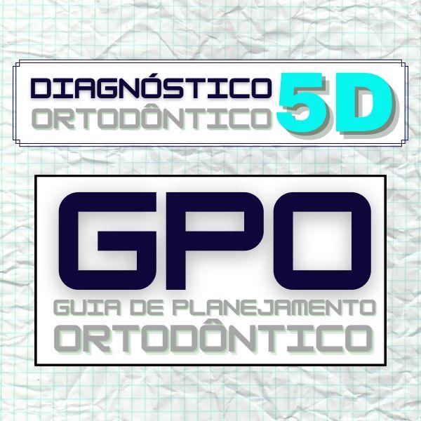 Imagem principal do produto Diagnóstico 5d e Guia de Planejamento Ortodôntico (GPO)