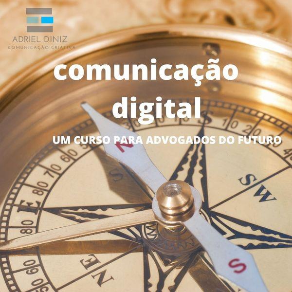 Imagem principal do produto Comunicação Digital para advogados