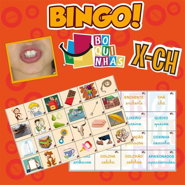 Imagem principal do produto BINGO DE X-CH Fixação ortográfica