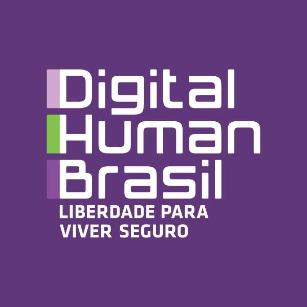 Imagem principal do produto Digital Human Brasil - Liberdade para Viver Seguro