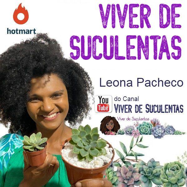 Imagem principal do produto MÉTODO VIVER DE SUCULENTAS - CULTIVO E PRODUÇÃO DE SUCULENTAS