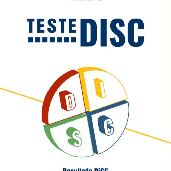 Imagem principal do produto Faça seu Teste Comportamental D.I.S.C