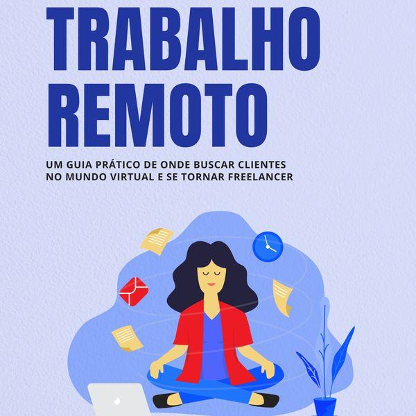Imagem principal do produto Como procurar trabalho remoto e online