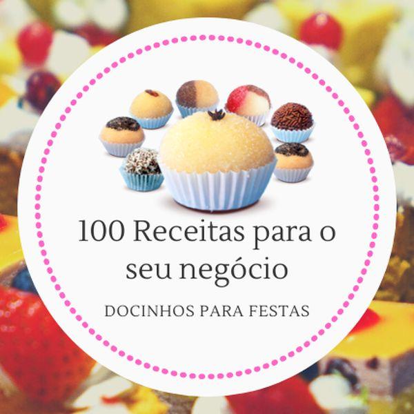 Imagem principal do produto 100 Receitas de Doces para Festas