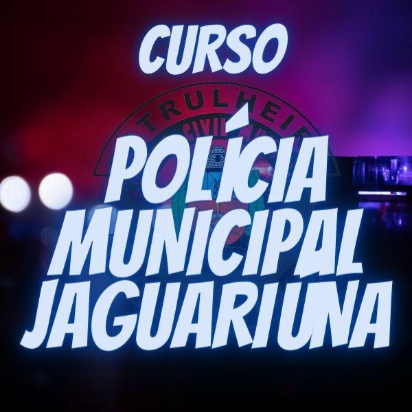 Imagem principal do produto Curso Polícia Municipal de Jaguariúna