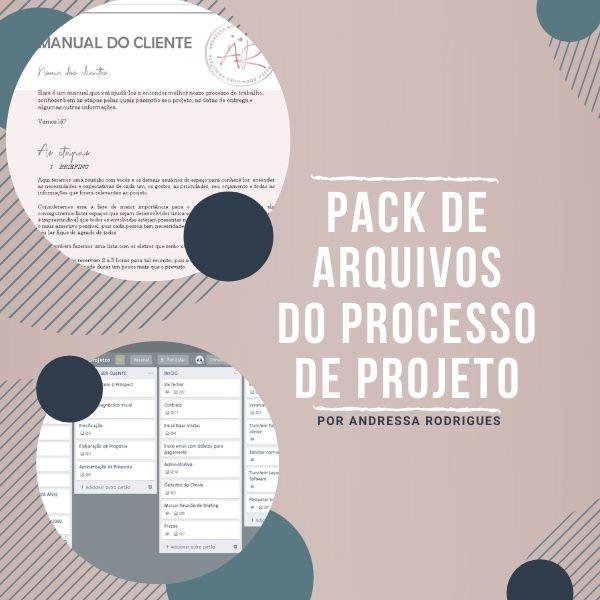 Imagem principal do produto Combo de Arquivos de Gestão de projetos e Masterclass