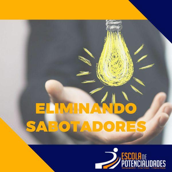 Imagem principal do produto ELIMINANDO SABOTADORES