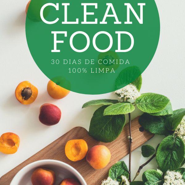 Imagem principal do produto Desafio 30 dias CLEAN FOOD