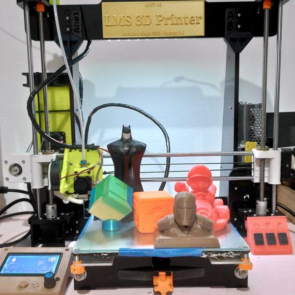 Imagem principal do produto Curso Ao Vivo Individual para Iniciantes em Impressão 3D.