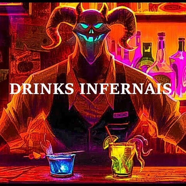 Imagem principal do produto DRINKS INFERNAIS