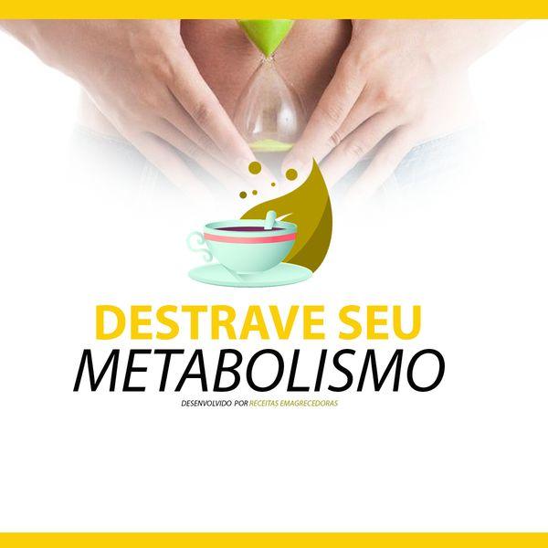 Imagem principal do produto Destrave seu Metabolismo