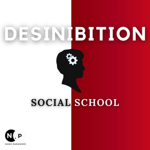 Imagem principal do produto Desinibition Social School