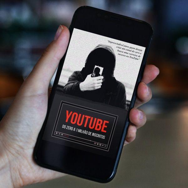 Imagem principal do produto YOUTUBE - Do Zero a 1 Milhão de Inscritos